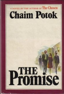 the modern and traditional jews depicted in the chosen by chaim potok A summary of themes in chaim potok's the chosen much of jewish-american literature focuses on the tension between traditional jewish values and modern.
