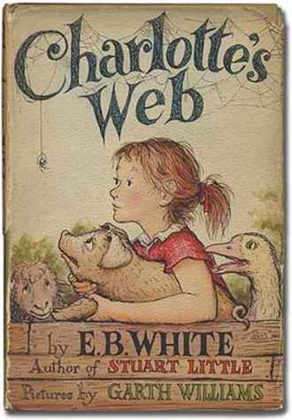 Charlotte's Web - First edition