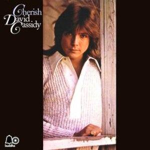 Cherish (David Cassidy album) - Image: Cherish DC