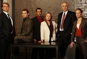 City Homicide - City Homicide cast for seasons 1-2; Damien Richardson as Matt Ryan, Daniel Macpherson as Simon Joyner, Aaron Pedersen as Duncan Freeman, Noni Hazlehurst as Bernice Waverley, Shane Bourne as Stanley Wolfe and Nadine Garner as Jennifer Mapplethorpe