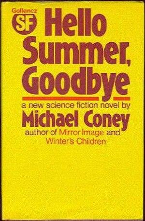 Hello Summer, Goodbye - Image: Coney M Hello Summer Goodbye Cover