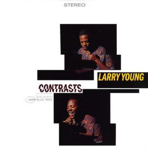 Contrasts (Larry Young album) - Image: Contrasts (Larry Young album)