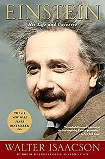 <i>Einstein: His Life and Universe</i> Book by Walter Isaacson