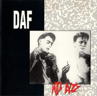 1st Step to Heaven - Image: DAF Hitz Blitz CD cover