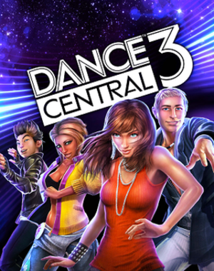Dance Central 3 - Image: Dance Central 3 cover