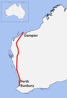 Dampier to Bunbury Natural Gas Pipeline