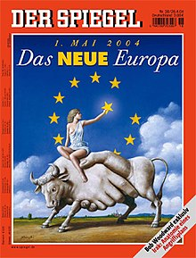 Der Spiegel Wikipedia