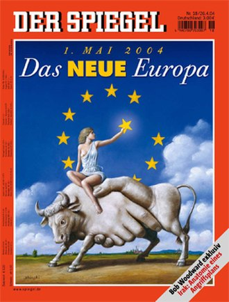 Der Spiegel - 1 May 2004 issue