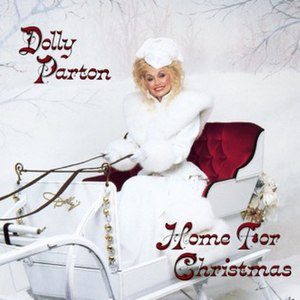 Home for Christmas (Dolly Parton album) - Image: Dolly Parton Home For Christmas album cover