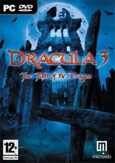 <i>Dracula 3: The Path of the Dragon</i> video game