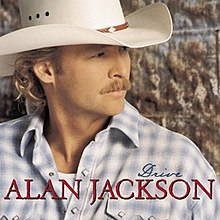 Capa do CD Alan Jackson - Discografia