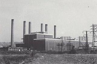 Dunston Power Station