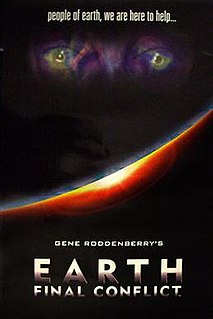 <i>Earth: Final Conflict</i> television series
