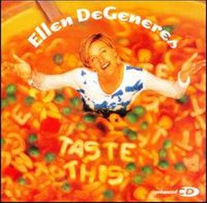 Taste This - Image: Ellentastethis