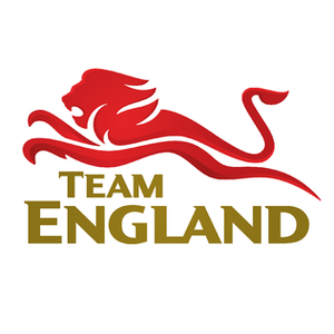 England at the Commonwealth Games - Logo of Team England