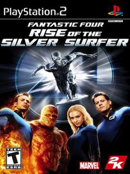 the fantastic four game
