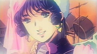 Lynn Minmay - Minmay as she appears in The Super Dimension Fortress Macross: Flash Back 2012