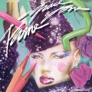 Fame (Grace Jones album) - Image: Fame (Grace Jones album cover art)