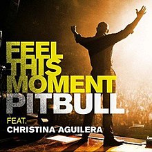 Feel this Moment - Pit Bull featuring Christina Aguilera