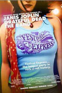 <i>Festival Express</i> 2003 rockumentary