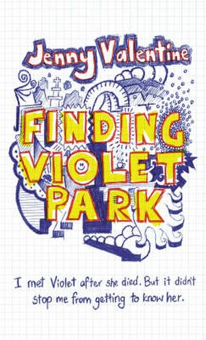 Finding Violet Park - First edition cover