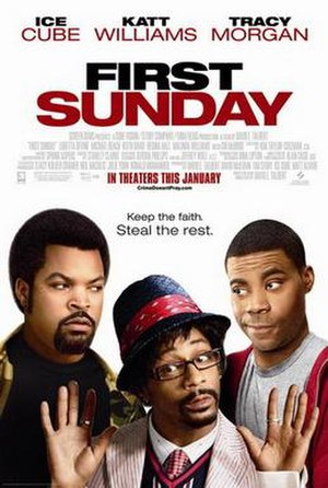 First Sunday - Theatrical release poster