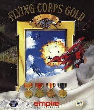 Flying Corps - Image: Flying corps gold pc