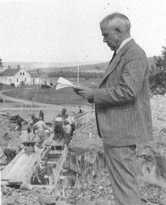 Franklin W. Johnson - Image: Franklin winslow johnson colby