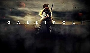 Gallipoli (miniseries) - Image: Gallipoli TV Series