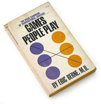 Eric Berne - Games People Play, Dell Paperbacks, 1964 copy, Retail price $1.25