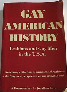 Homosexuality in history documentary