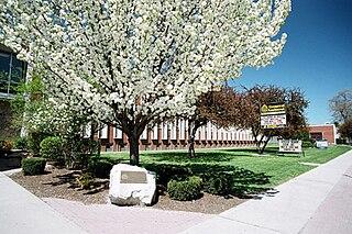 General Amherst High School School in Amherstburg, Ontario, Canada
