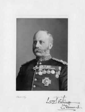William Stirling (British Army officer, born 1835) - General Sir William Stirling