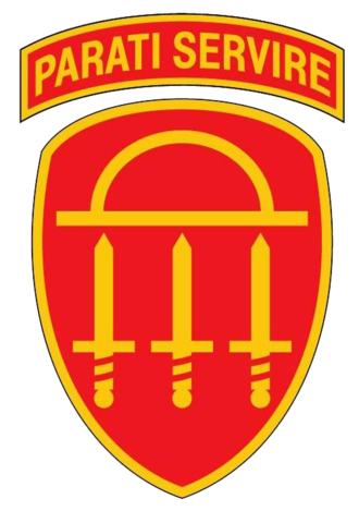 Georgia State Defense Force - Georgia SDF Shoulder Sleeve Insignia