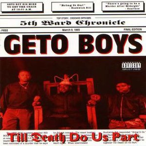 Till Death Do Us Part (Geto Boys album)