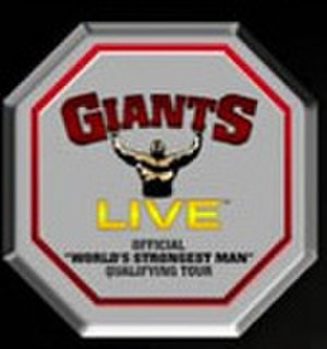 Giants Live - The official logo of Giants Live