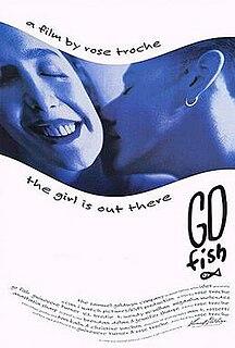<i>Go Fish</i> (film) 1994 film by Rose Troche