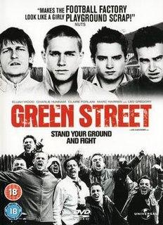 <i>Green Street</i> (film) 2005 British-American drama film