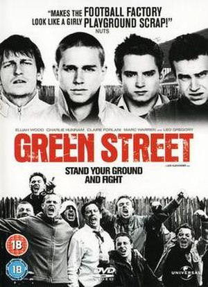 Green Street (film) - DVD cover