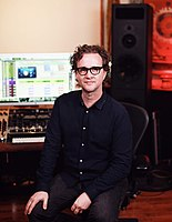 Greg Wells at Rocket Carousel Studio 2016.jpg