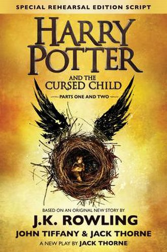 Harry Potter and the Cursed Child - Special Rehearsal Edition cover