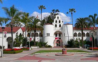 Graduate School of Public Health, San Diego State University