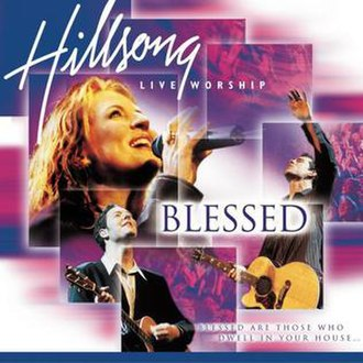 Blessed (Hillsong album) - Image: Hillsong Blessed