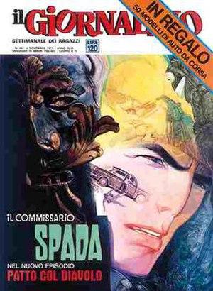 Il Giornalino - A cover of Il Giornalino.