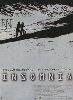 <i>Insomnia</i> (1997 film) 1997 Norwegian thriller film directed by Erik Skjoldbjærg