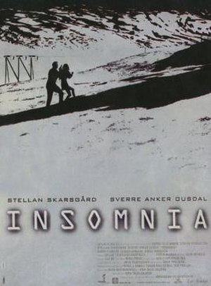 Insomnia (1997 film) - Theatrical poster