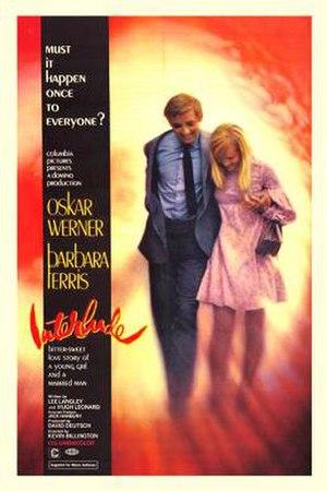 Interlude (1968 film) - Image: Interlude Film Poster