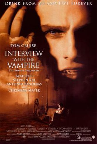 Interview with the Vampire (film) - Theatrical poster