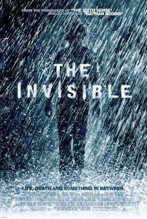 The Invisible (film) - Theatrical release poster