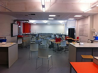 John Ferneley College - Image: John ferneley College Team Teaching Classroom